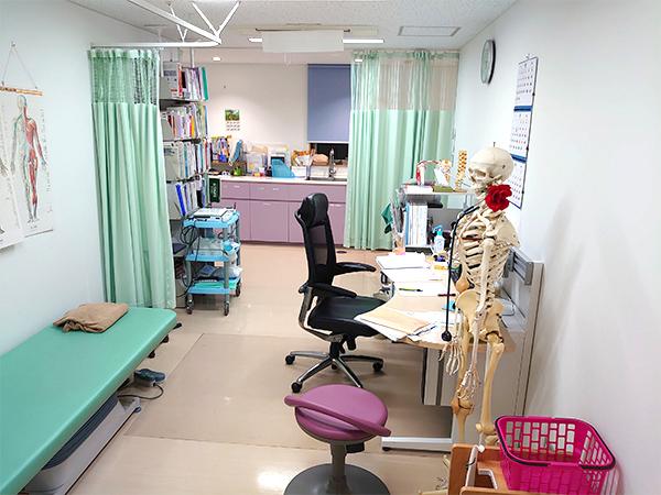 画像:診療室