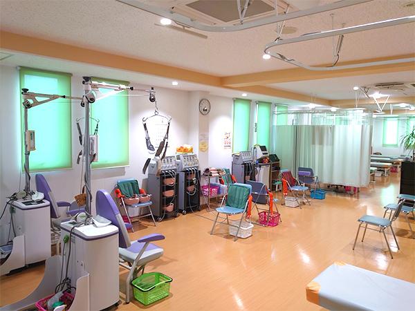 画像:リハビリ室1