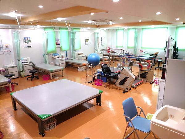 画像:リハビリ室2